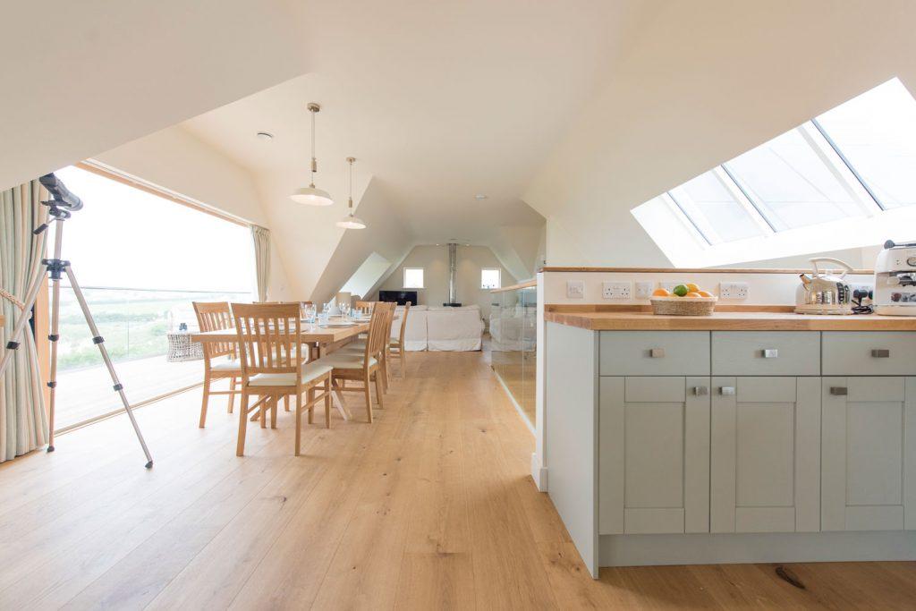 Pentreath - luxury beach house at Treyarnon