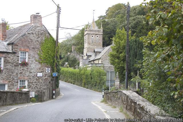 Little Petherick Cottages